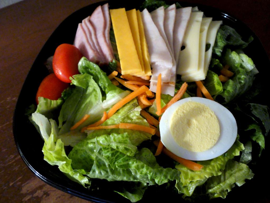 Ranch Dressing Salad