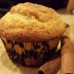 Banana Snickerdoodle Muffin