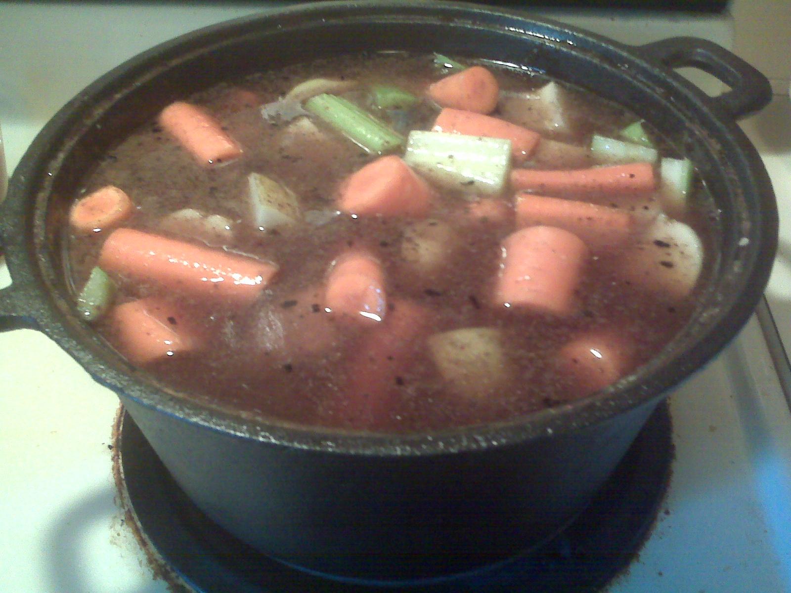 I Made A Flippin' Pot Roast