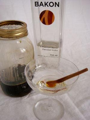 Liquid Pork, a.k.a Bakon Vodka