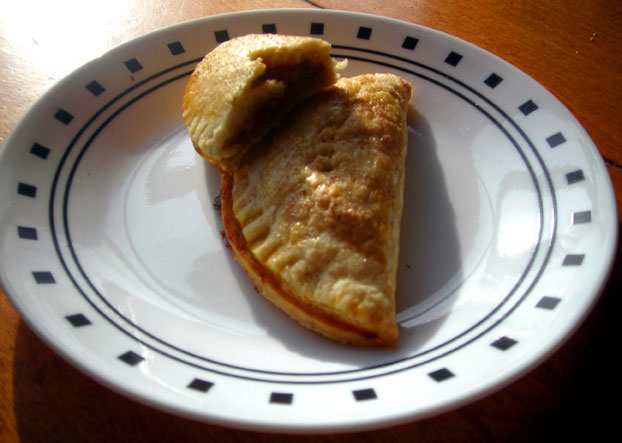 Pumpkin Pie Empanadas