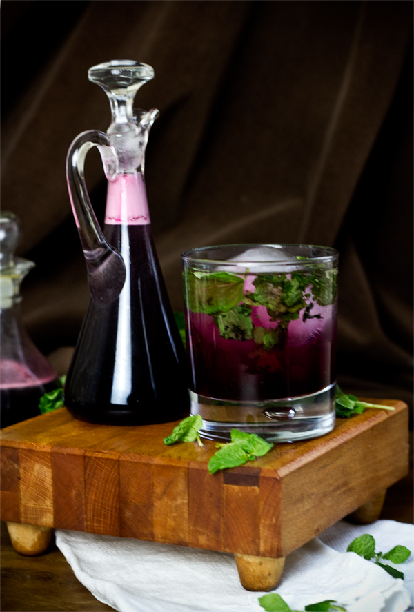 Beet Infused Cocktails